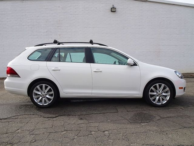 2014 Volkswagen Jetta TDI w/Sunroof & Nav Madison, NC 1
