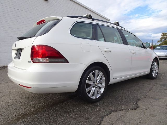 2014 Volkswagen Jetta TDI w/Sunroof & Nav Madison, NC 2