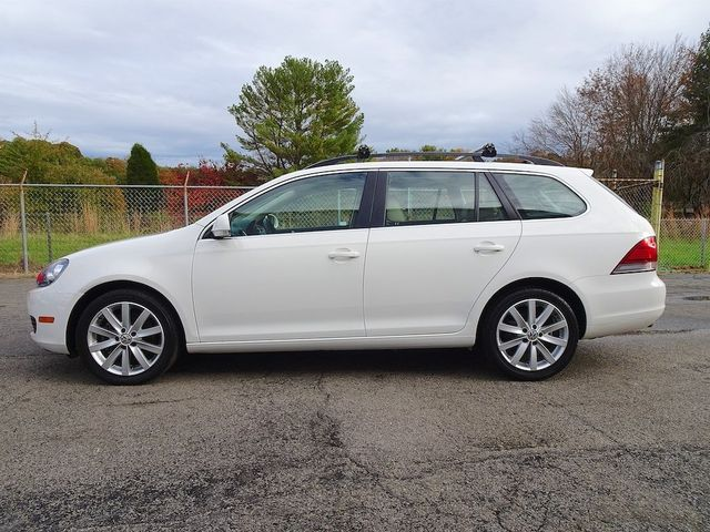 2014 Volkswagen Jetta TDI w/Sunroof & Nav Madison, NC 5