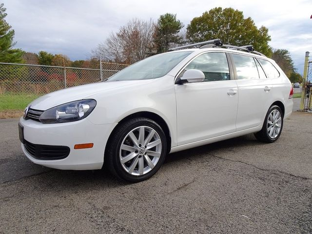 2014 Volkswagen Jetta TDI w/Sunroof & Nav Madison, NC 6