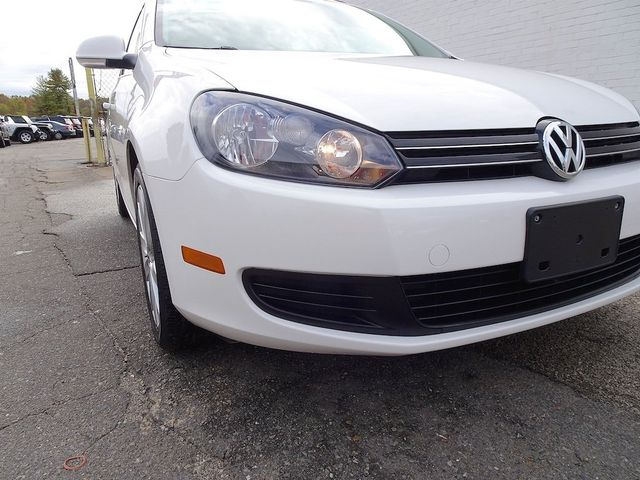 2014 Volkswagen Jetta TDI w/Sunroof & Nav Madison, NC 8