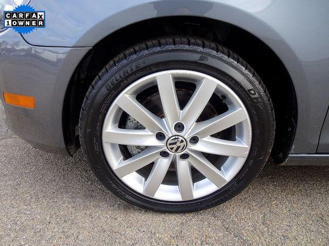 2014 Volkswagen Jetta TDI w/Sunroof & Nav Madison, NC 10