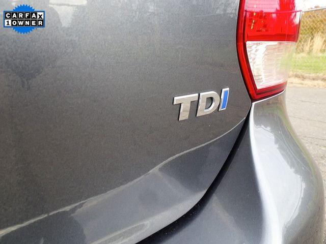 2014 Volkswagen Jetta TDI w/Sunroof & Nav Madison, NC 11