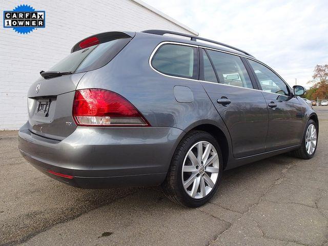 2014 Volkswagen Jetta TDI w/Sunroof & Nav Madison, NC 2