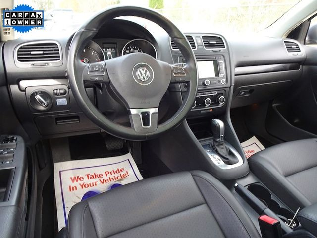 2014 Volkswagen Jetta TDI w/Sunroof & Nav Madison, NC 36