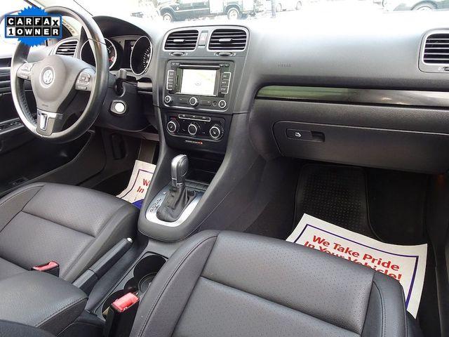 2014 Volkswagen Jetta TDI w/Sunroof & Nav Madison, NC 37