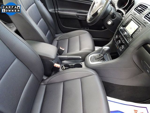 2014 Volkswagen Jetta TDI w/Sunroof & Nav Madison, NC 41