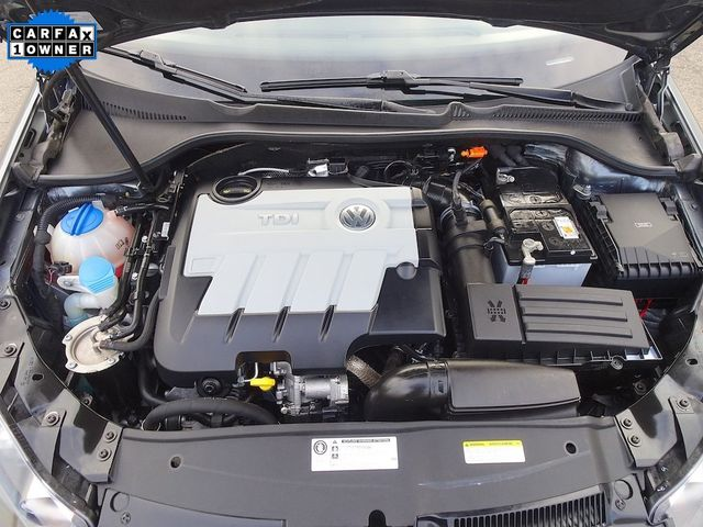 2014 Volkswagen Jetta TDI w/Sunroof & Nav Madison, NC 44
