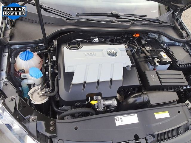 2014 Volkswagen Jetta TDI w/Sunroof & Nav Madison, NC 45