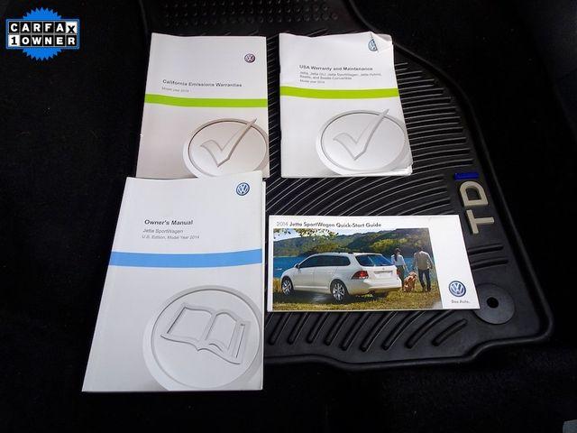 2014 Volkswagen Jetta TDI w/Sunroof & Nav Madison, NC 48