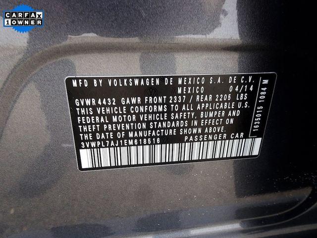 2014 Volkswagen Jetta TDI w/Sunroof & Nav Madison, NC 49
