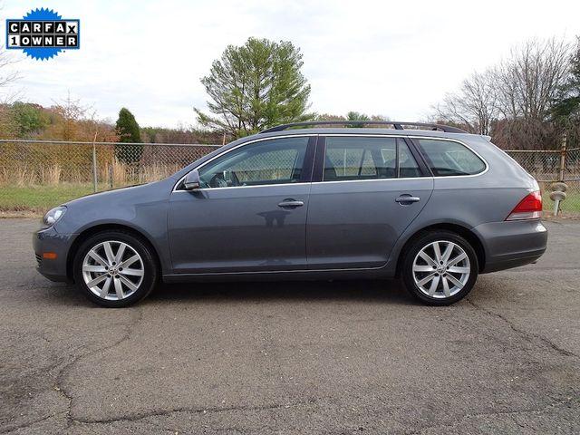 2014 Volkswagen Jetta TDI w/Sunroof & Nav Madison, NC 5