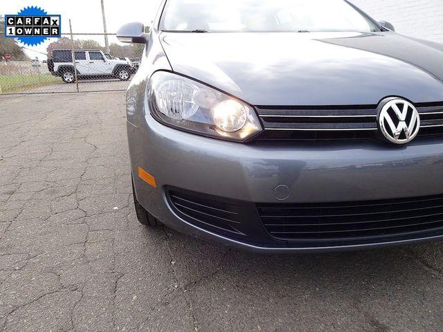 2014 Volkswagen Jetta TDI w/Sunroof & Nav Madison, NC 8