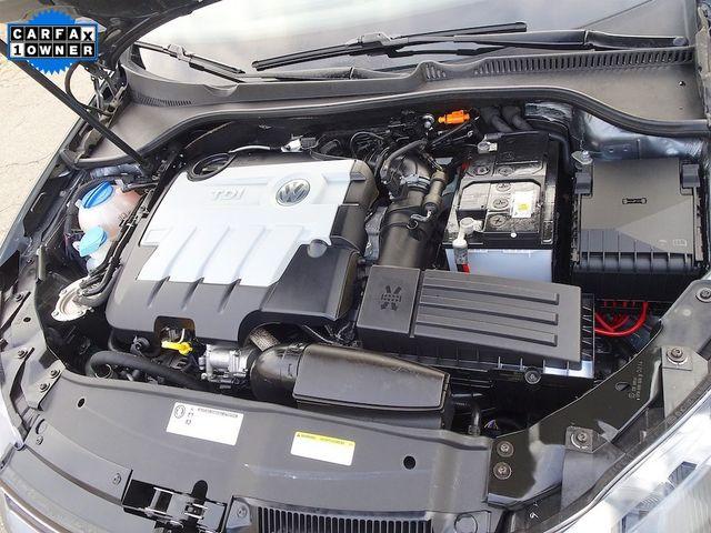 2014 Volkswagen Jetta TDI w/Sunroof & Nav Madison, NC 46