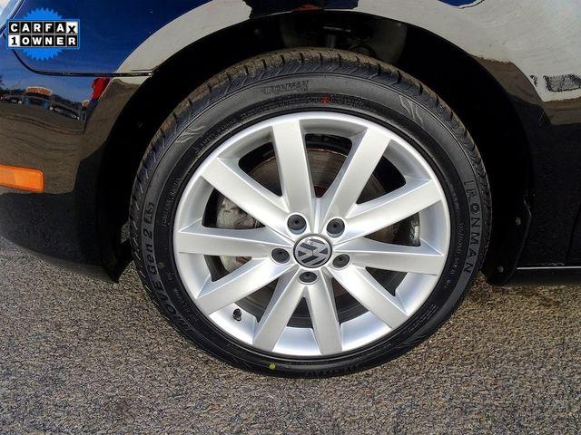 2014 Volkswagen Jetta TDI w/Sunroof Madison, NC 10