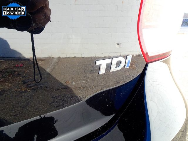 2014 Volkswagen Jetta TDI w/Sunroof Madison, NC 11
