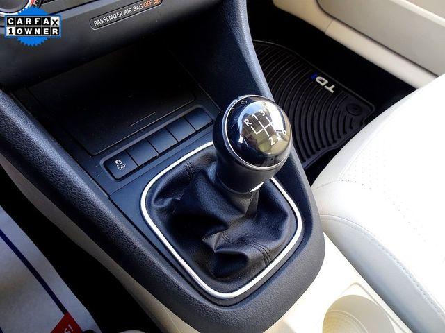 2014 Volkswagen Jetta TDI w/Sunroof Madison, NC 21