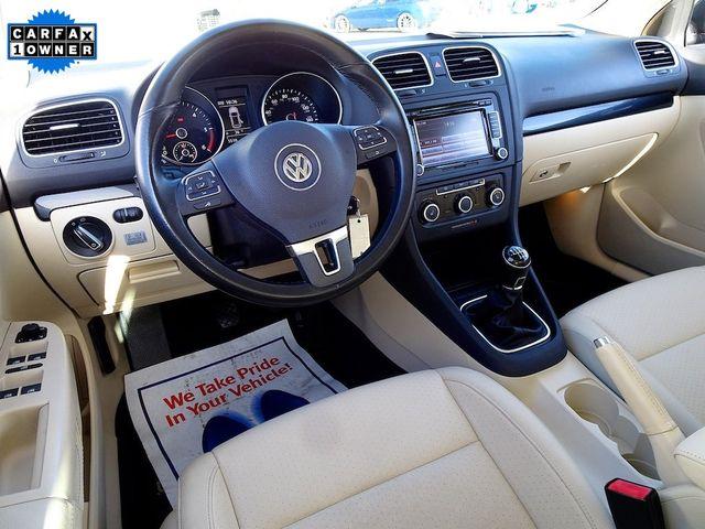 2014 Volkswagen Jetta TDI w/Sunroof Madison, NC 34