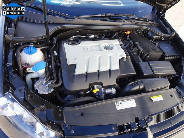 2014 Volkswagen Jetta TDI w/Sunroof Madison, NC 44