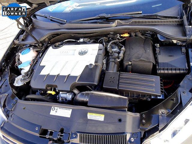 2014 Volkswagen Jetta TDI w/Sunroof Madison, NC 45