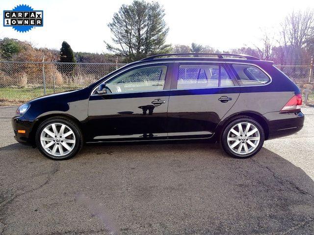2014 Volkswagen Jetta TDI w/Sunroof Madison, NC 5