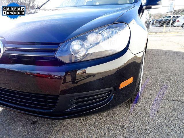 2014 Volkswagen Jetta TDI w/Sunroof Madison, NC 9
