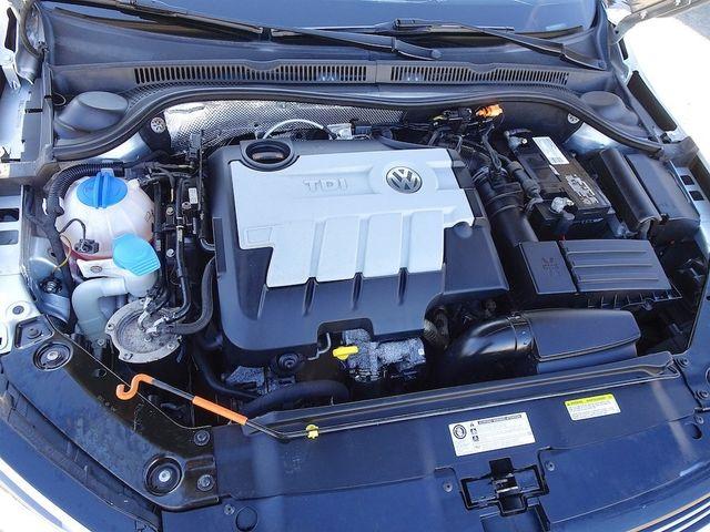 2014 Volkswagen Jetta TDI w/Premium/Nav Madison, NC 45