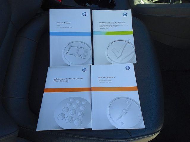2014 Volkswagen Jetta TDI w/Premium/Nav Madison, NC 48