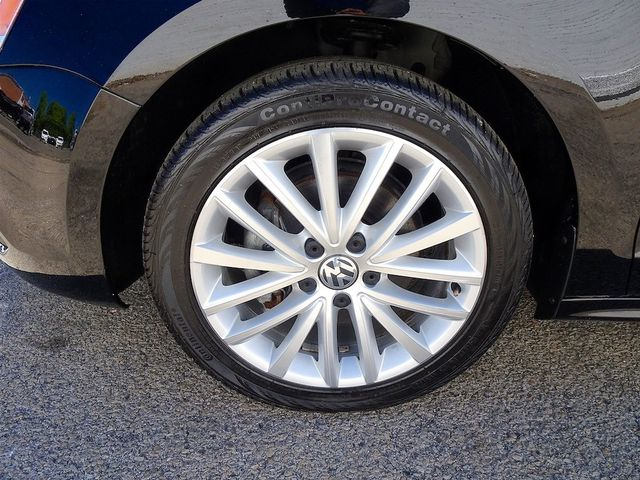 2014 Volkswagen Jetta TDI w/Premium/Nav Madison, NC 10