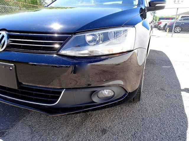 2014 Volkswagen Jetta TDI w/Premium/Nav Madison, NC 9