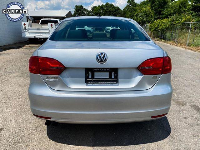 2014 Volkswagen Jetta SE w/Connectivity/Sunroof PZEV Madison, NC 2