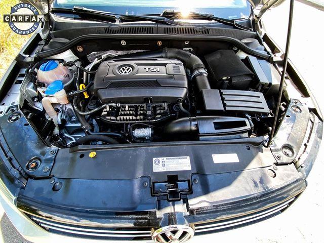2014 Volkswagen Jetta SE w/Connectivity/Sunroof PZEV Madison, NC 34