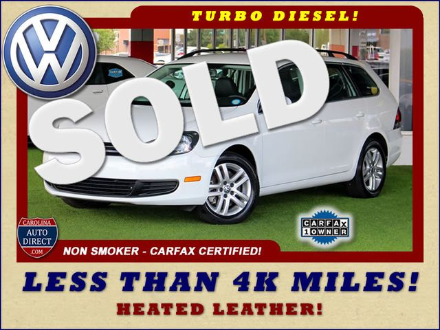 2014 Volkswagen Jetta TDI FWD - LESS THAN 4K MILES - ONE OWNER! Mooresville , NC