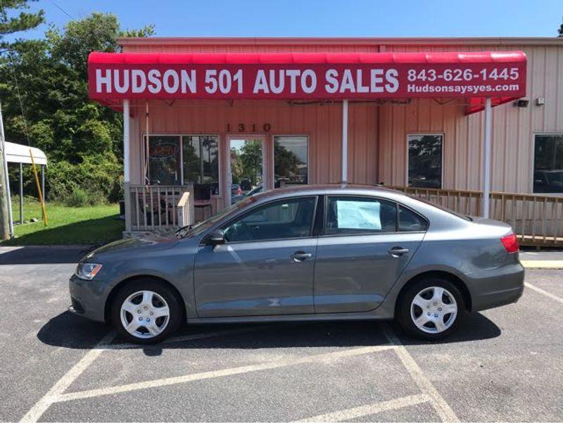 2014 Volkswagen Jetta SE | Myrtle Beach, South Carolina | Hudson Auto Sales in Myrtle Beach South Carolina
