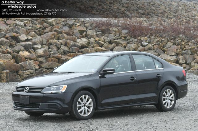 2014 Volkswagen Jetta SE w/Connectivity/Sunroof PZEV Naugatuck, Connecticut