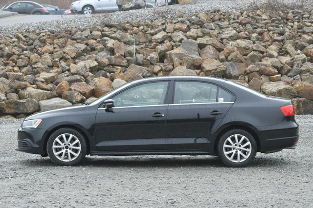 2014 Volkswagen Jetta SE w/Connectivity/Sunroof PZEV Naugatuck, Connecticut 3