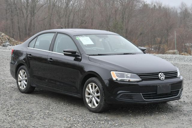2014 Volkswagen Jetta SE w/Connectivity/Sunroof PZEV Naugatuck, Connecticut 8
