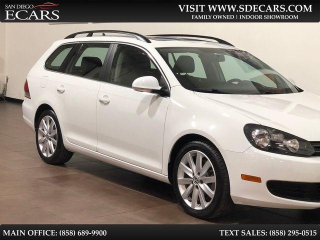 2014 Volkswagen Jetta TDI w/Sunroof & Nav in San Diego, CA 92126