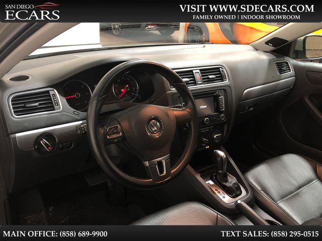 2014 Volkswagen Jetta TDI w/Premium/Nav in San Diego, CA 92126