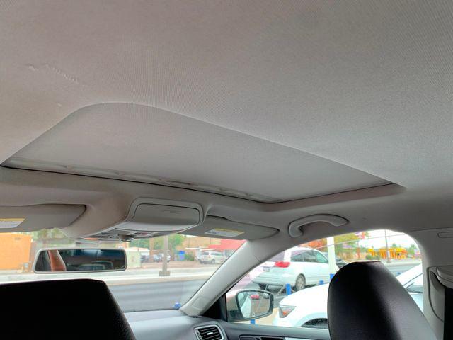 2014 Volkswagen Jetta SE w/Sunroof 3 MONTH/3,000 MILE NATIONAL POWERTRAIN WARRANTY Mesa, Arizona 17
