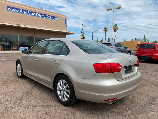 2014 Volkswagen Jetta SE w/Sunroof 3 MONTH/3,000 MILE NATIONAL POWERTRAIN WARRANTY Mesa, Arizona 2