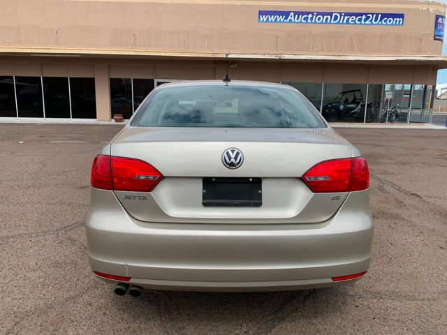 2014 Volkswagen Jetta SE w/Sunroof 3 MONTH/3,000 MILE NATIONAL POWERTRAIN WARRANTY Mesa, Arizona 3