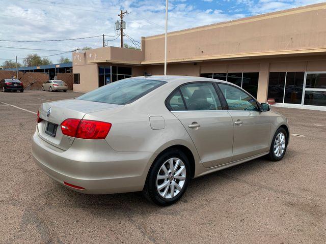 2014 Volkswagen Jetta SE w/Sunroof 3 MONTH/3,000 MILE NATIONAL POWERTRAIN WARRANTY Mesa, Arizona 4