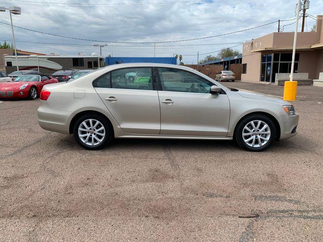 2014 Volkswagen Jetta SE w/Sunroof 3 MONTH/3,000 MILE NATIONAL POWERTRAIN WARRANTY Mesa, Arizona 5