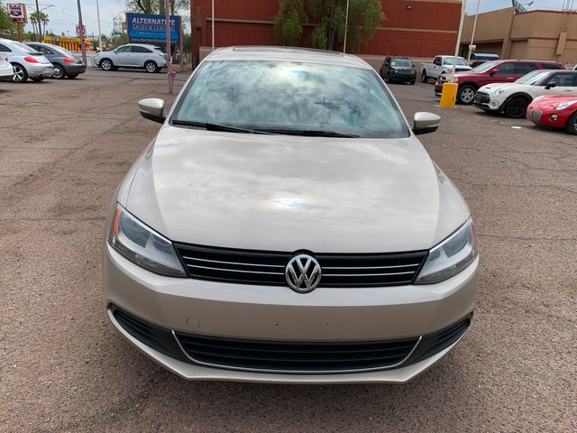2014 Volkswagen Jetta SE w/Sunroof 3 MONTH/3,000 MILE NATIONAL POWERTRAIN WARRANTY Mesa, Arizona 7