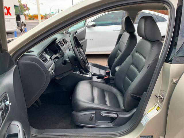 2014 Volkswagen Jetta SE w/Sunroof 3 MONTH/3,000 MILE NATIONAL POWERTRAIN WARRANTY Mesa, Arizona 9