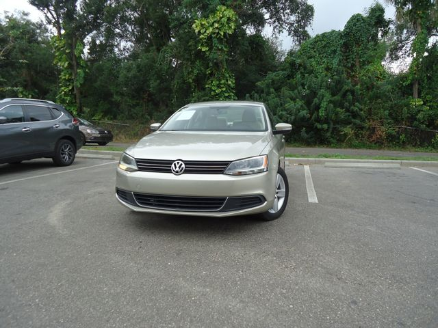2014 Volkswagen Jetta TDI SEFFNER, Florida