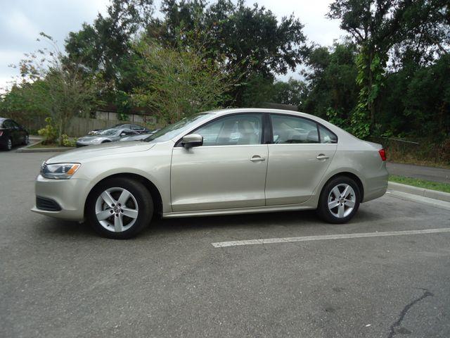2014 Volkswagen Jetta TDI SEFFNER, Florida 4