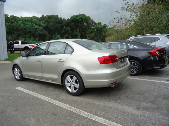 2014 Volkswagen Jetta TDI SEFFNER, Florida 11