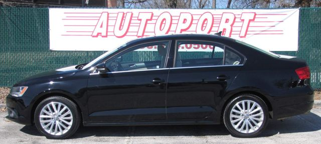 2014 Volkswagen Jetta TDI w/Premium/Nav St. Louis, Missouri 4